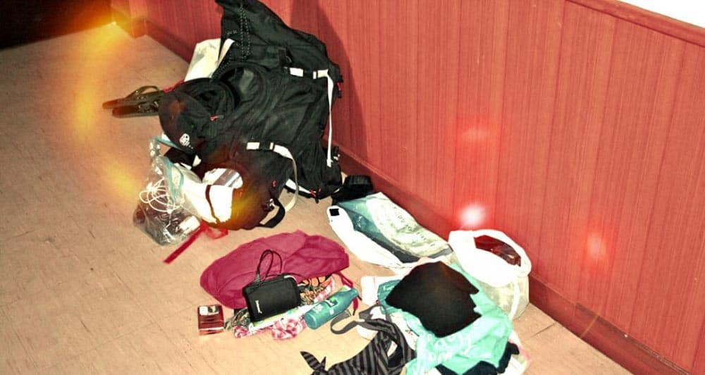 backpacking wie die profis