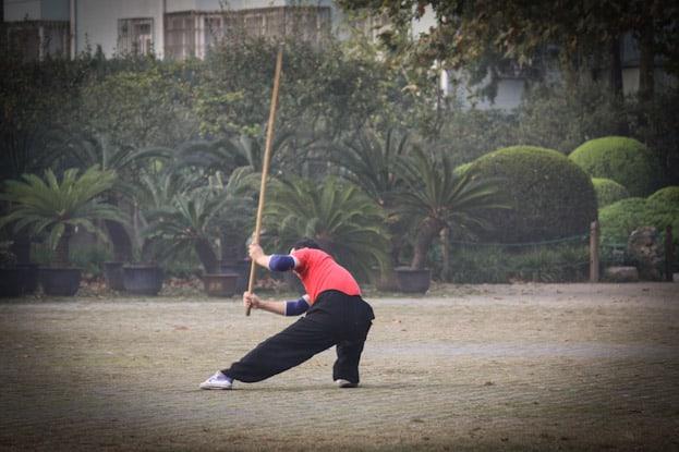 Lu Xun Park morgens um 6: Die beste Attraktion in Shanghai 19