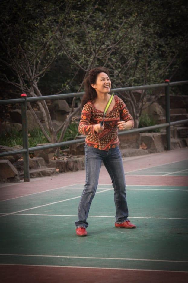 Lu Xun Park morgens um 6: Die beste Attraktion in Shanghai 17