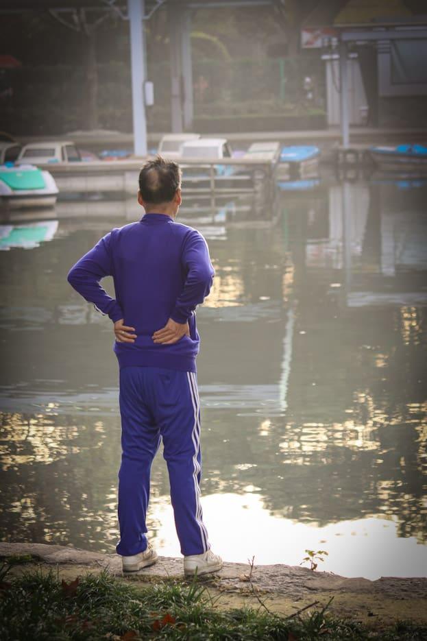 Lu Xun Park morgens um 6: Die beste Attraktion in Shanghai 16