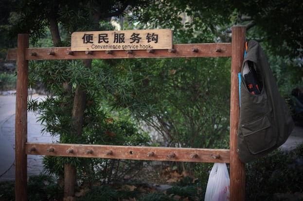Lu Xun Park morgens um 6: Die beste Attraktion in Shanghai 14