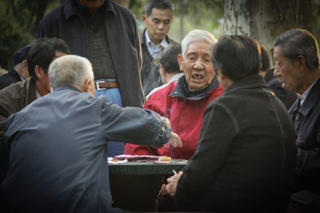 Lu Xun Park morgens um 6: Die beste Attraktion in Shanghai 8