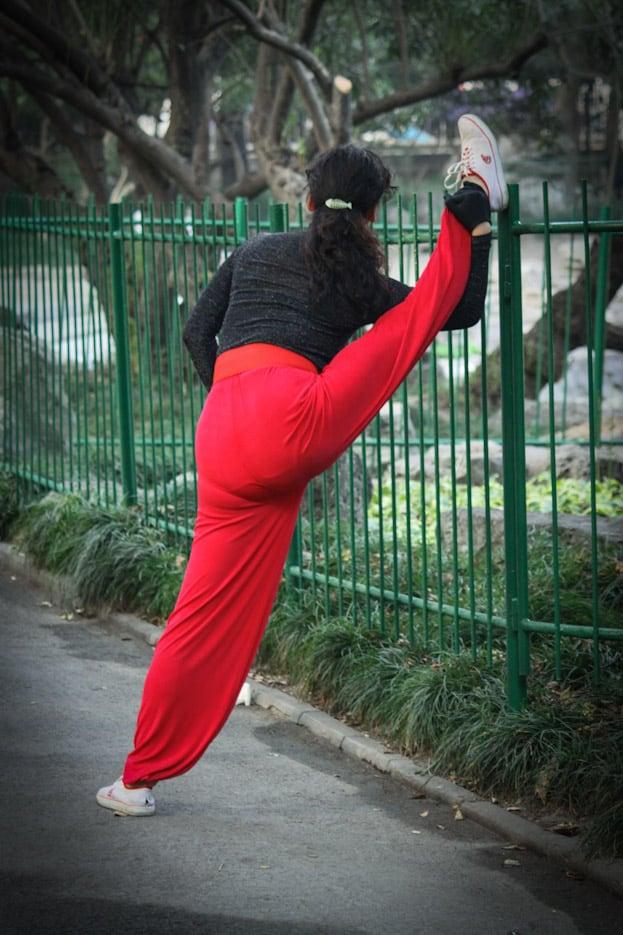 Lu Xun Park morgens um 6: Die beste Attraktion in Shanghai 7
