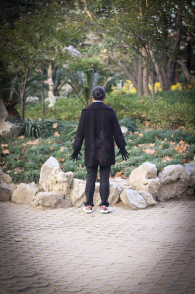 Lu Xun Park morgens um 6: Die beste Attraktion in Shanghai 6
