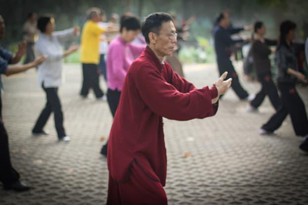 Lu Xun Park morgens um 6: Die beste Attraktion in Shanghai 5