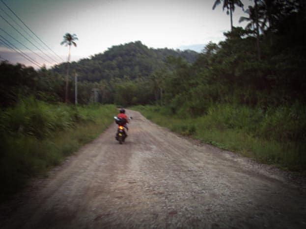 Roller Roadtrip zur Spitze Borneos 10