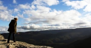 Foto der Woche: Blue Mountains in Australien