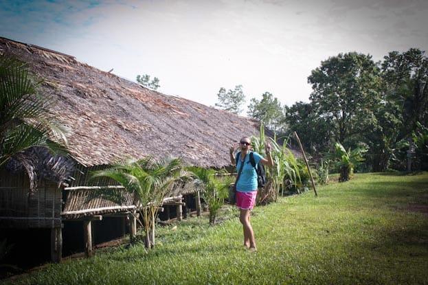 Roller Roadtrip zur Spitze Borneos 8