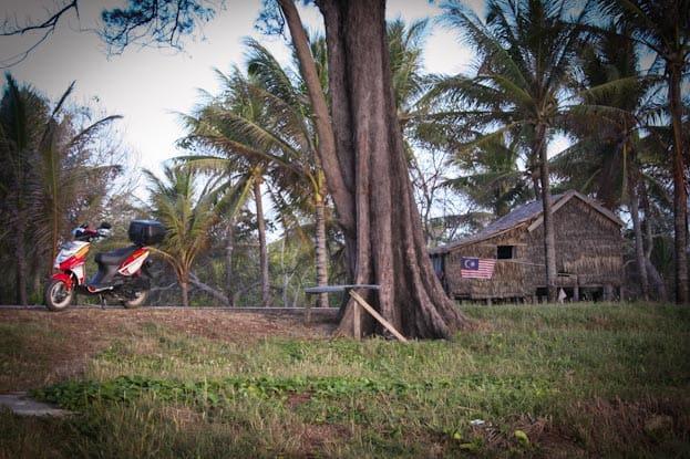 Roller Roadtrip zur Spitze Borneos 13