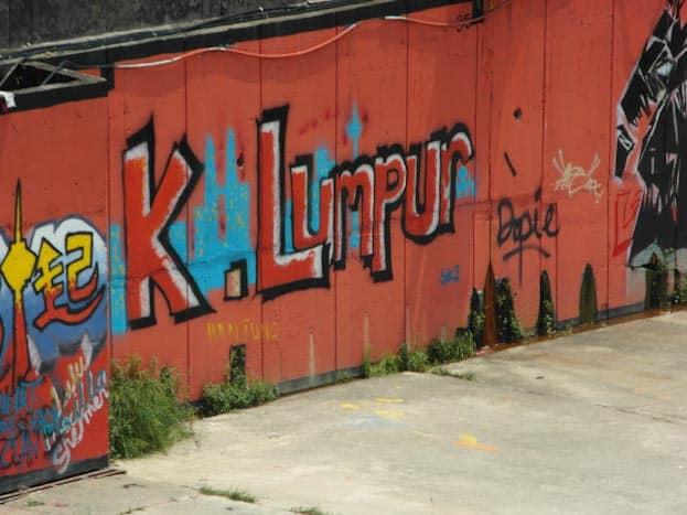 01_Graffiti KL