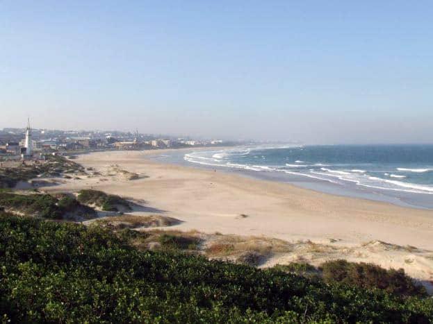 Jeffreys Bay backpacking südafrika