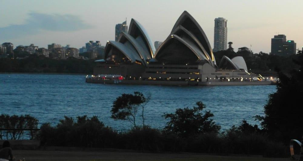 gratis sightseeing sydney
