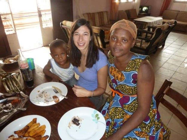 West Afrika: Wie ich die Freiheit unter den Füßen spürte