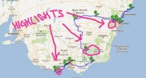 Roadtrip in Australien: Drei Highlights zwischen Sydney und Melbourne