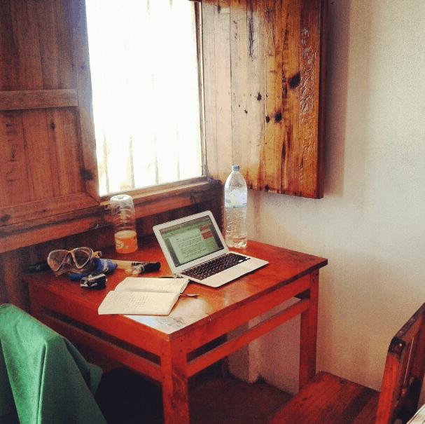 Beach Office: Ein Tag im Leben einer digitalen Nomadin