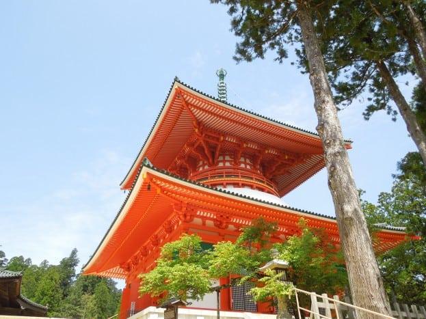 koyasan-tempel