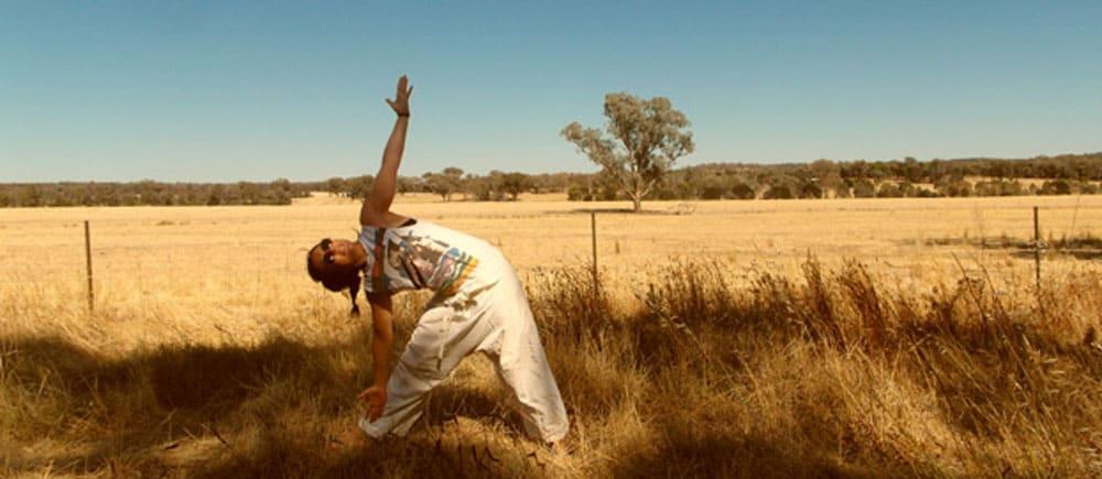 yoga unterwegs