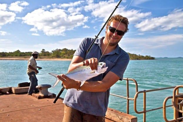 12_Fishing in Seisia