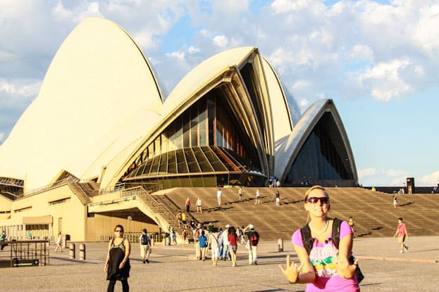 Sydney, Australien 2010