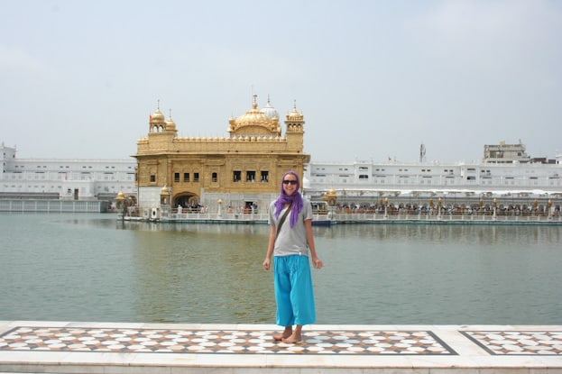 Golden Temple, Amritsar, Indien 2009