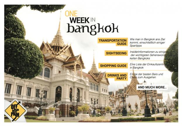 ein woche in bangkok ebook