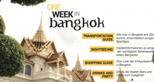 Eine Woche in…Bangkok: Das ultimative gratis E-Book von Off the Path