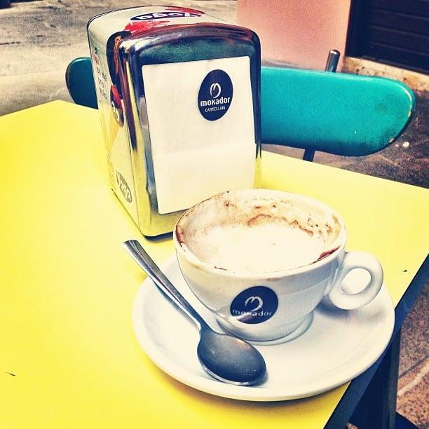 cappuccino daily