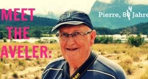 Ein Leben lang auf Reise: Als Dauergast im Abenteuer namens Welt