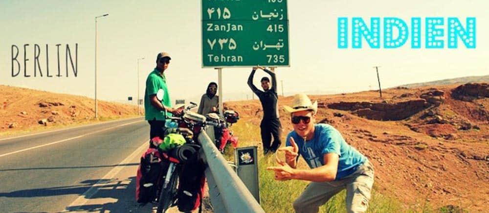 fahrrad berlin nach indien