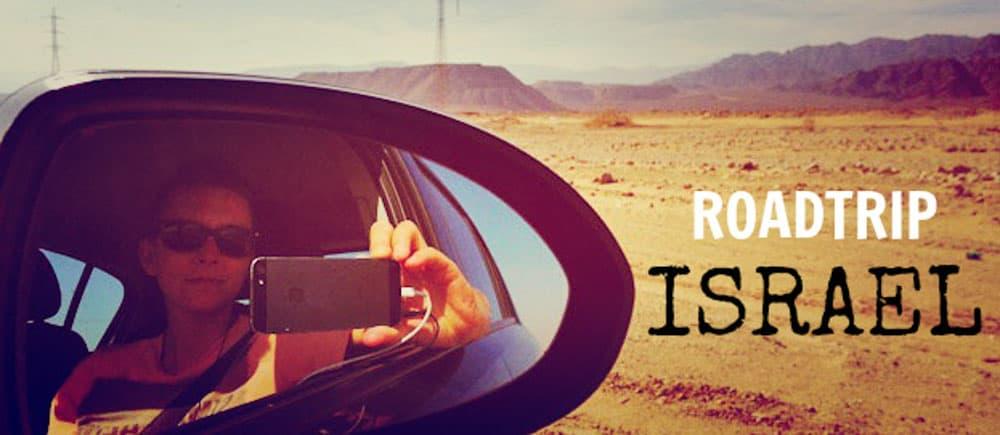 roadtrip israel