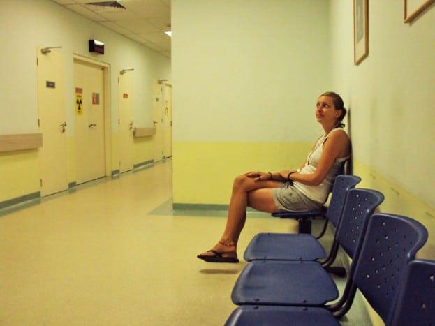 krankenhaus borneo