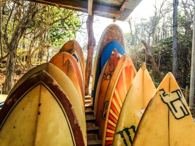 surfen nicaragua