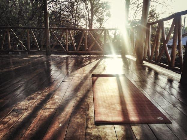 yoga san juan del sur