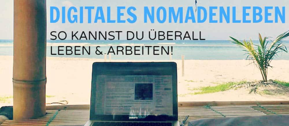 digitales nomadenleben einsteiger