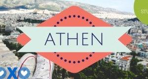 Athen in 72 Stunden: Von Überraschungen, sechs Hunden und viel Dankbarkeit