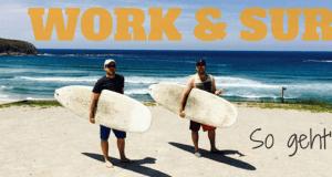 Work & Surf: 4 Tipps, wie du deine Leidenschaft mit deiner Arbeit vereinbarst