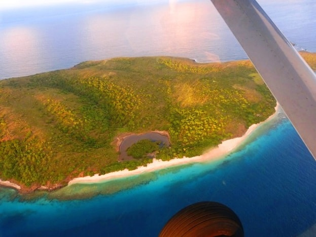 Flug British Virgin Islands -C-Anja-Knorr