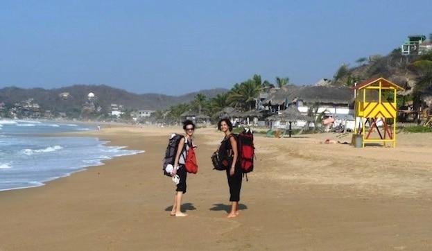 Nicaragua Backpacking (c) Anja Knorr