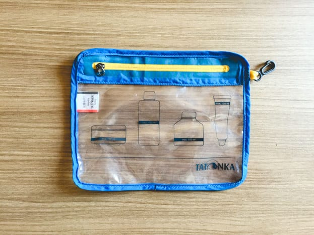 flüssigkeitentasche