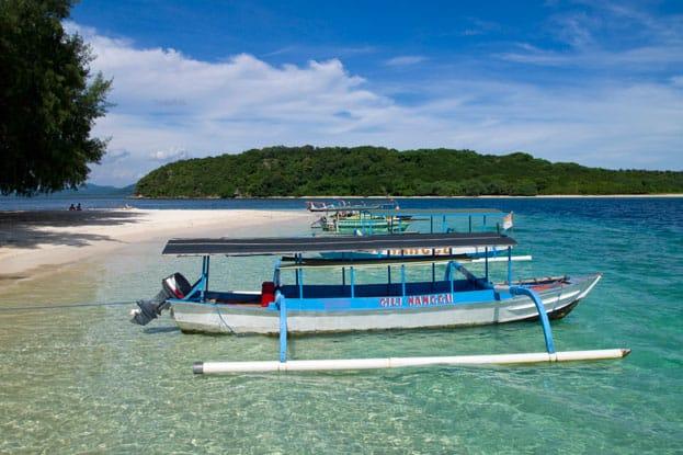 Lombok - Gili Nanggu und Gili Tangkong
