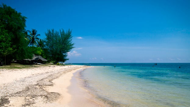 Lombok - Sire Beach