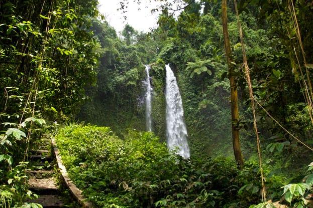 Lombok - Tiu Teja Wasserfall