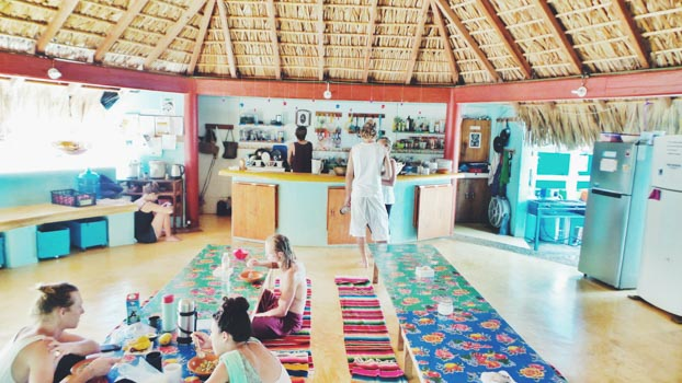 yoga retreat mexiko