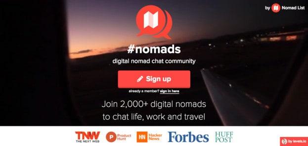 #nomads