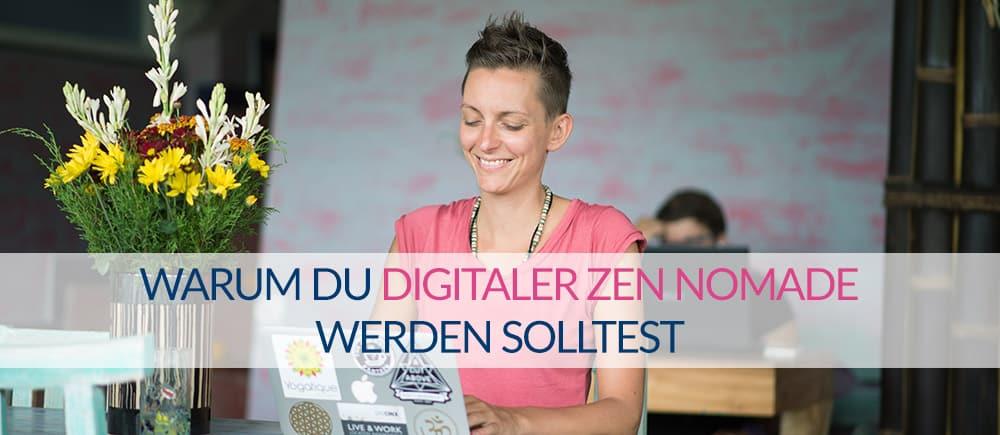 digital zen nomad