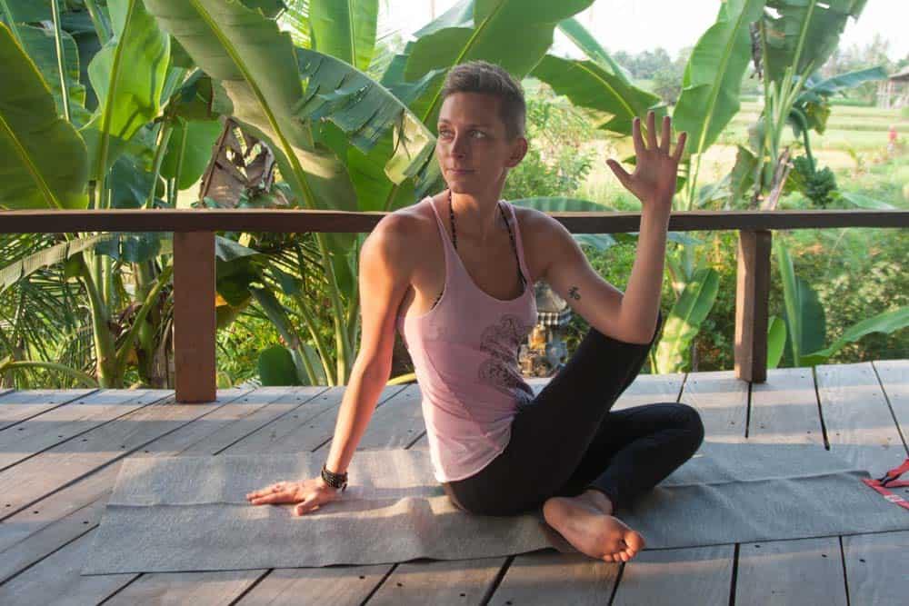 yoga finden