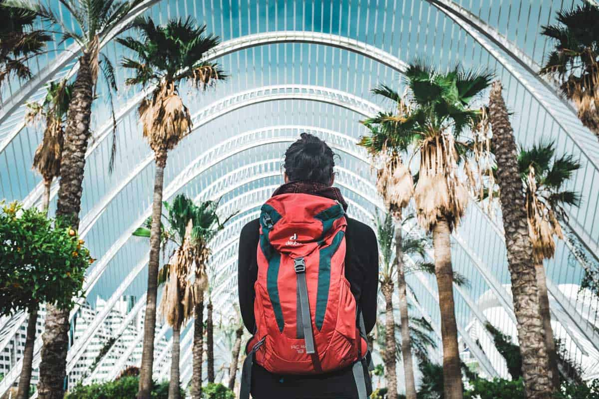rucksack reisen welcher rucksack