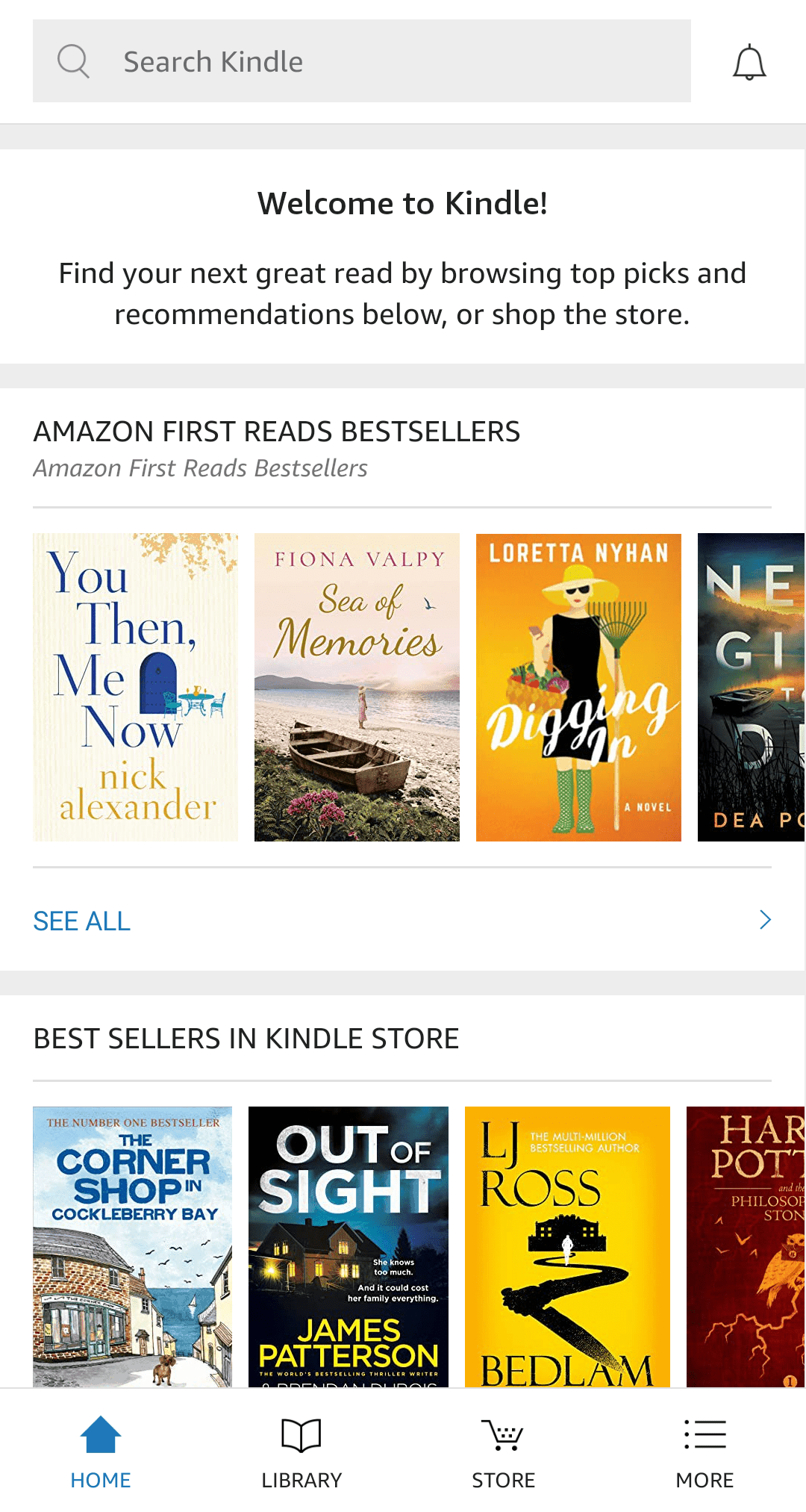 Reise Apps Kindle Startseite