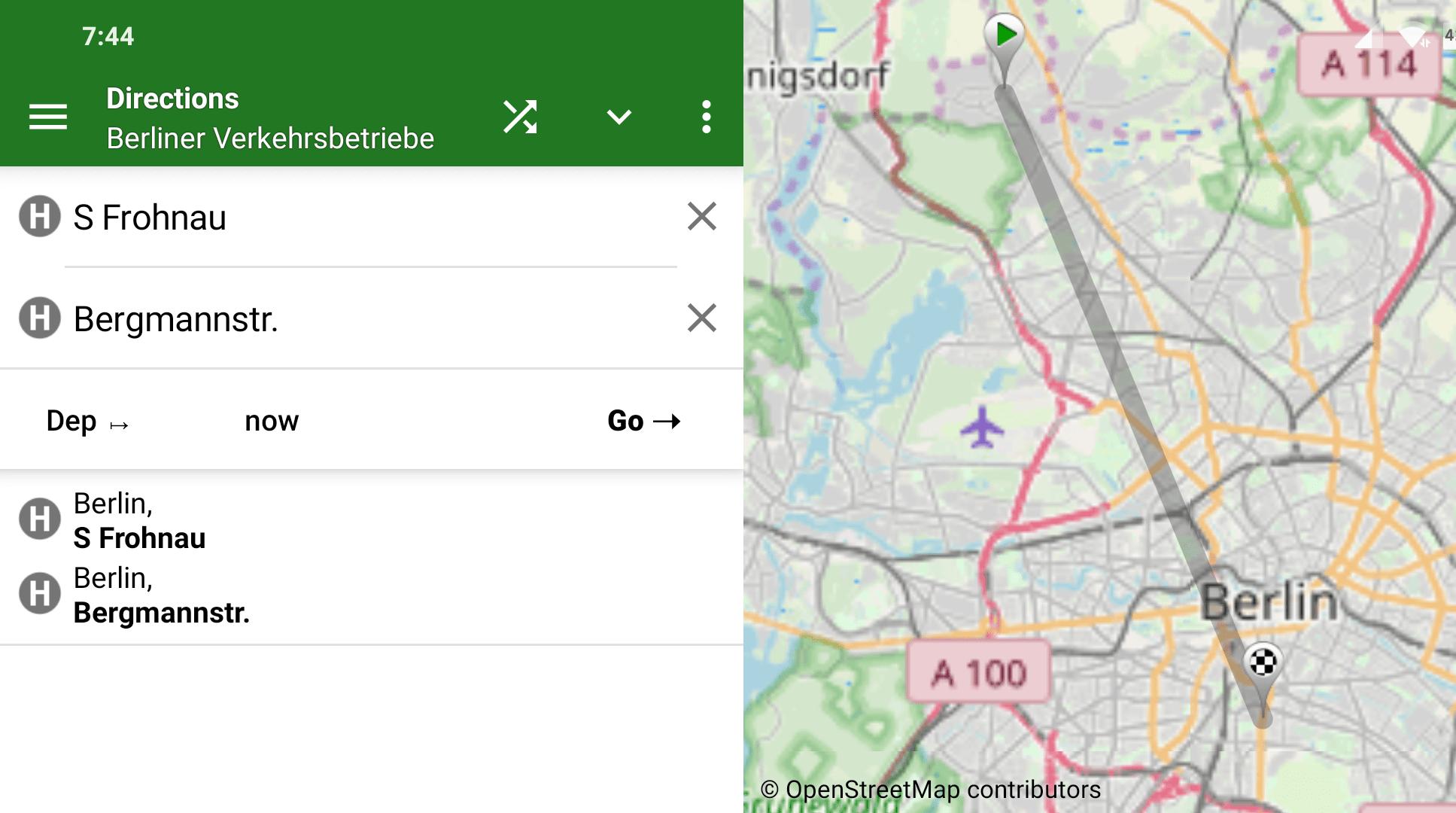 Reise Apps Oeffi