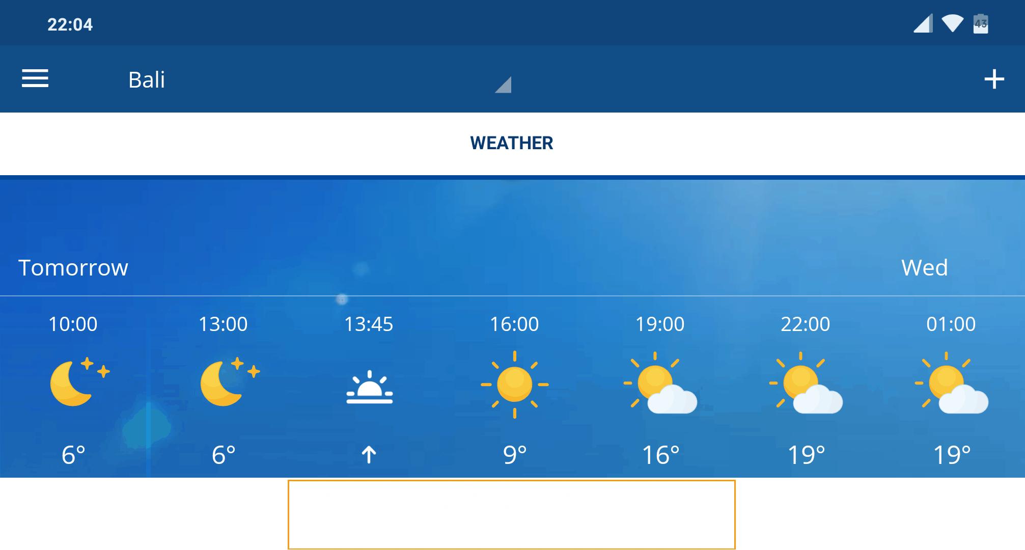 Reise Apps Wetter.com